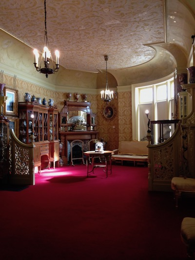 Russell Cotes Museum - room